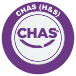 find us on chas